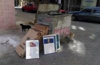 Turgutlu'da Ata'ya Büyük Saygısızlık