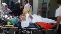 KRAMP - 14 Yaşındaki Çocuk Boğulma Tehlikesi Yaşadı