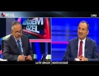 LATİF ŞİMŞEK - Adalet Bakanı Bekir Bozdağ 'kaset kumpası' hakkında konuştu