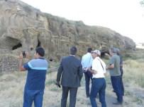 VAN YÜZÜNCÜ YıL ÜNIVERSITESI - Ahlat Harabeşehir Eko Turizm Projesi Start Aldı