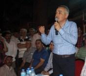 KANSERLİ HÜCRE - AK Partili Savaş, Halkın 'İdam Talebini' Değerlendirdi