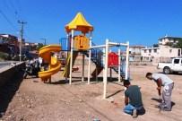 ALİ ÇETİNKAYA - Ayvalık'ta Hamdibey Mahallesi'nin Değişim Süreci Devam Ediyor