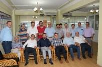 MEHMET ÇETIN - Başkan Doğan, Kocaeli Din Görevlileri Derneği'ni Ziyaret Etti