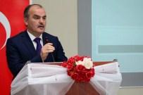 TÜRK POLİS TEŞKİLATI - Başkan Gürlesin'den Şehit Polisler İçin Taziye Mesajı