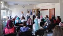 Başkan Tutal, KOMEK Öğrencilerini Ziyaret Etti