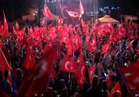 TAKSIM MEYDANı - Demokrasi Nöbetine Devam !