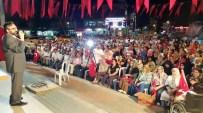 NURULLAH KAYA - Dr. Senai Demirci Açıklaması '15 Temmuz Yeni Doğum Günümüzdür'