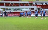 ÖNDER FIRAT - Fenerbahçe, Monaco Maçı Hazırlıklarını Tamamladı