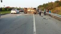 Giresun'da Trafik Kazası Açıklaması 1 Ölü, 3 Yaralı