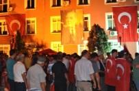 TAMER ORHAN - Hayrabolu'da Demokrasi Nöbeti Devam Ediyor