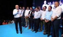 CEMAL HÜSNÜ KANSIZ - İBB Başkanı Kadir Topbaş Açıklaması 'Özgür Medya Üstüne Düşen Görevi Yaptı'