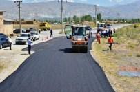 KÖY YOLLARI - Köy Yolları Sıcak Asfalt İle Kaplanıyor