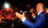 MUSTAFA GÜVENLI - Milletvekili Ilıcalı, Demokrasi Nöbetinde Emeği Geçenleri Unutmadı