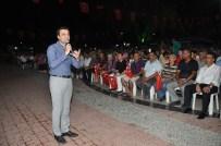 NAZMI GÜNLÜ - Milletvekili Köse, Manavgat'ta Demokrasi Nöbetine Katıldı