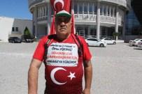 BOKSÖR - Milli İradeye Sahip Çıkmak İçin Ankara'ya Yürüyor