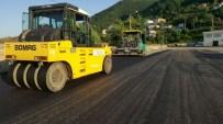Ordu'da 752 Km Sıcak Asfalt Yol Projesi Devam Ediyor