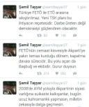 KAPATMA DAVASI - Şamil Tayyar'dan İlker Başbuğ'a Tepki