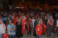 SINOP VALISI - Sinop'ta Demokrasi Nöbeti