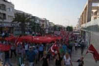 MURAT SEFA DEMİRYÜREK - Urla Demokrasiye Yürüdü