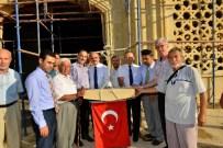 MUSTAFA ÜNAL - Akdeniz Üniversitesi Cami'ne Son Taş Vali Karaloğlu'ndan