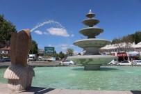 BAĞLUM - Ankara Büyükşehir'den Başkent'e Yeni Dekoratif Havuzlar