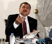 CÜNEYT YÜKSEL - Bakan Eroğlu Tekirdağ'da