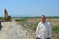 SARıKEMER - Büyük Menderes Nehri'nin Islahı Ege Denizi'ne Ulaşmak Üzere