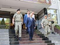 FİKRİ IŞIK - Işık'tan Zırhlı Birliklere ziyaret