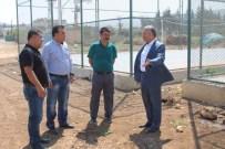 Reyhanlı'da İki Mahalleye Halı Saha