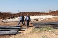 Reyhanlı'ya 4 Minareli Cami Yapılıyor