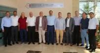 TÜM SANAYICI VE İŞ ADAMLARı DERNEĞI - Sümer'den STK'lara 15 Temmuz Teşekkür Ziyareti