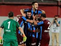 RECEP KıVRAK - Trabzonspor fırtına gibi başladı