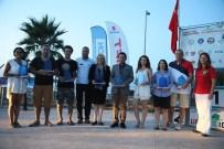 MURAT SEFA DEMİRYÜREK - Urla Denizine Yelken Açan Sporcular Ödüllerini Aldı