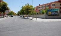 Büyükşehir'den Cihanbeyli'ye 7 Milyon Liralık Ana Cadde Düzenlemesi