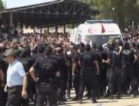 ORHAN YAVUZ - Gaziantep'te cenazede provokasyon