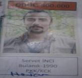 Ordu'da Öldürülen Terörist Gri Listedeymiş