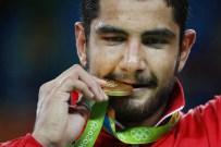 TAHA AKGÜL - Rio'da İlk Altın Taha Akgül'den