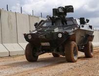 ÖZEL GÜVENLİK - Suriye sınırındaki güvenlik önlemleri