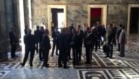 HULUSİ AKAR - ABD'li komutan Meclis'te