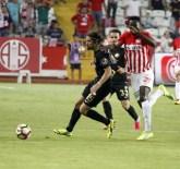 HAKAN ARıKAN - Antalyaspor-Osmanlıspor Maçı Başladığı Gibi Bitti