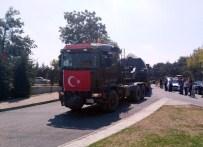 ASKERİ TÖREN - Askeri Birlikler Taşınmaya Başladı