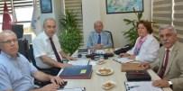 NILGÜN MARMARA - Başkan Albayrak TESKİ Yönetim Kurulu Toplantısına Katıldı