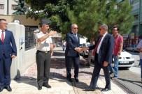 ŞERIF YıLMAZ - Burdur Emniyet Müdürlüğü'ne Yeni Güvenlik Noktası