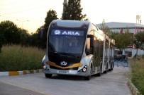 YERLİ ÜRETİM - Bursa'da Artık Metrobüs De Üretiliyor