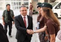 EMNİYET TEŞKİLATI - Elazığ'ın Yeni Emniyet Müdürü Görevi Devraldı