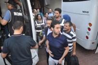 BIYOLOJI - FETÖ'den Gözaltına Alınan Akademisyenler Adliyeye Sevk Edildi