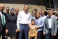 PSİKOLOJİK TEDAVİ - Gaziantep Valisi Ali Yerlikaya Olay Yerinde İnceleme Yaptı