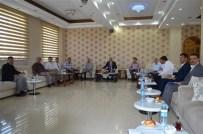 UMRE - İlçe Müftüleri Toplantısı Akçadağ'da Yapıldı