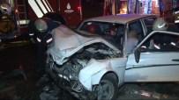 İKITELLI - İstanbul'da feci kaza: 3 ölü, 3 yaralı