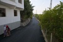 Kırıkhan Belediyesi, İlçeye Bağlı Bir Çok Mahallenin Yollarını Sıcak Asfaltla Kapladı